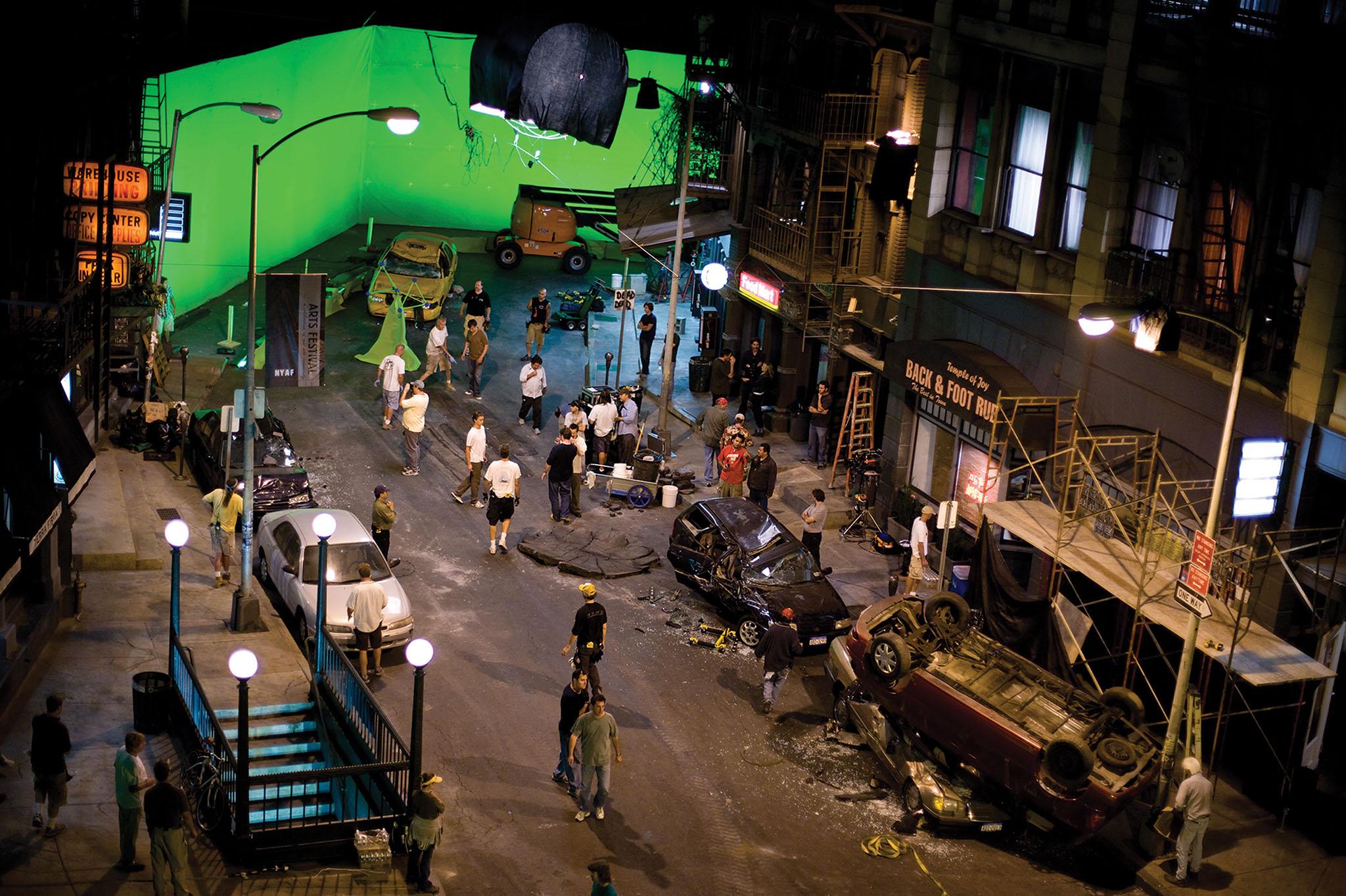 Film Studio Tours Los Angeles